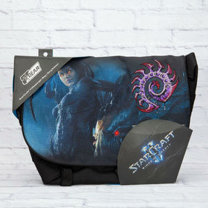 Razr Gear StarCraft II Gamers Messenger Bag